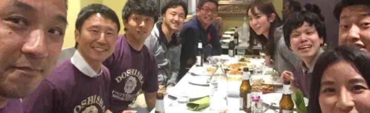 クローバークラブ食事会@Siam South Bank